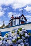 Ermida de Monte Santo, Sao Miguel, Azores Royalty Free Stock Image