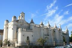 Ermida de Sao Bras en Evora, Portugal Foto de archivo