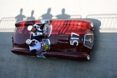 1948年Ermini菲亚特1100体育在Mille Miglia的丙氨酸d'Oro 库存照片