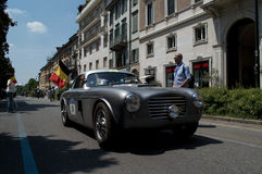 Ermini 1100 Sport at Mille Miglia 2016 Royalty Free Stock Photos