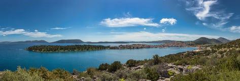 Ermioni Peloponnes, Griechenland Stockbild