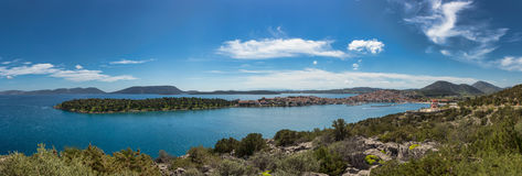 Ermioni Peloponnese, Greece Stock Image