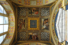 ermitażu muzealna pałac Petersburg st zima Obraz Royalty Free