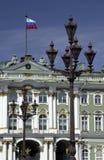 ermitażu Petersburg Russia st zdjęcia stock