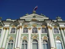 ermitażu Petersburg st fotografia royalty free