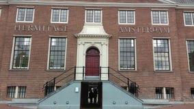 Ermita Amsterdam Imagen de archivo libre de regalías