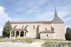 Ermita con un misture de estilos Fotografía de archivo