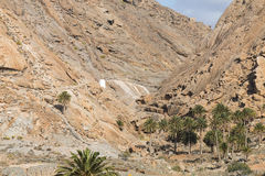 Ermita de la Pena, Fuerteventura Royalty Free Stock Image