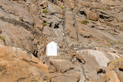 Ermita de la Pena, Fuerteventura Royalty Free Stock Images