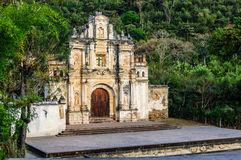 Ermita de la Santa Cruz ruins, Antigua, Guatemala Royalty Free Stock Photography