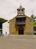 Ermita de las Nieves, La Palma Immagini Stock Libere da Diritti