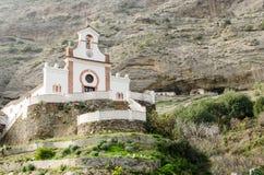 Ermita de Nuestra Senora de Villaverde Στοκ Φωτογραφίες