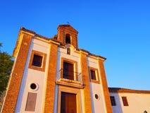 Ermita de San Miguel el Alto in Granada, Spain Stock Image