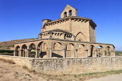 Ermita de Santa Maria de Eunate Royalty Free Stock Photography