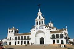Ermita del EL RocÃo fotos de archivo