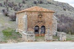 Ermita del Humilladero in Medinaceli. Soria. Spain. Hermitage, of the Humilladero in Medinaceli. Soria Castilla-Leon Spain Stock Photography
