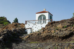 Ermita Del Santo Angel de Λα Guarda Στοκ Εικόνες