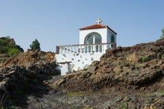 Ermita Del Santo Angel de la Guarda Imagenes de archivo