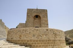 Ermita en Antequera Imagen de archivo
