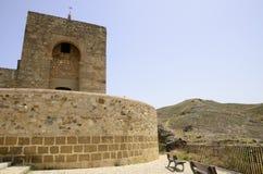 Ermita en el campo de Antequera Fotos de archivo libres de regalías