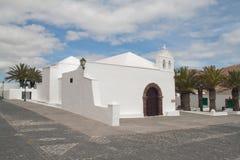 Ermita San Marcial del Rubicón Royalty Free Stock Photos