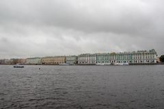Ermita St Petersburg, Rusia foto de archivo