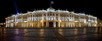 ermitażu Petersburg Russia st Zdjęcie Stock