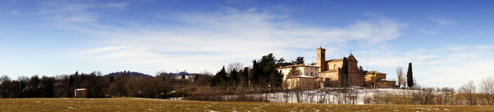 ermitażu tizzano Zdjęcie Royalty Free