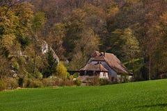Ermitage Arlesheim (巴塞尔) 免版税图库摄影