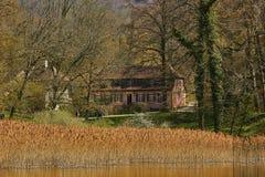 Ermitage Arlesheim (巴塞尔) 库存照片