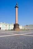 Ermitage dans le St Petersbourg Images libres de droits