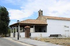 Ermitage de San Roque, EL Toro Photographie stock