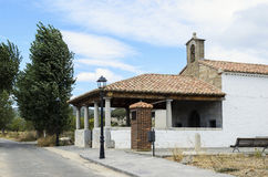 Ermitage de San Roque, EL Toro Photo libre de droits