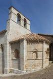 Ermitage San Pantaleon de Losa Royaltyfri Foto