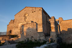 Ermitage van San Frutos Stock Afbeelding