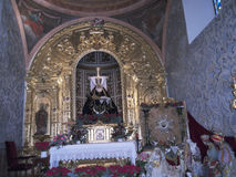 Ermiti church in Nerja, a resort on the Costa Del Sol  near Malaga, Andalucia, Spain, Europe Stock Image
