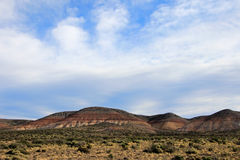 Ermo bonito no vale de Chubut, Argentina imagem de stock royalty free