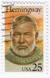 Ernest Hemingway Stock Photography