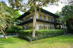 Ernest Hemingway dom Zdjęcie Stock