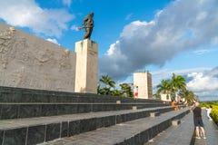 Ernesto Che Guevara mauzoleum w Santa Clara fotografia stock