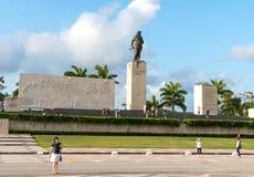 Ernesto Che Guevara mauzoleum w Santa Clara obrazy royalty free