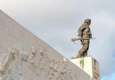 Ernesto Che Guevara mauzoleum w Santa Clara fotografia royalty free
