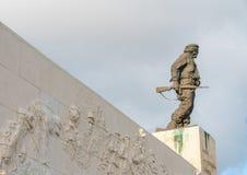 Ernesto Che Guevara mauzoleum w Santa Clara obrazy stock