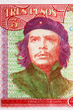 Ernesto Che Guevara's portrait on cuban peso Stock Image