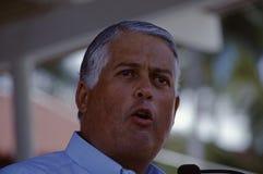 Ernesto Perez Balladares Foto de archivo