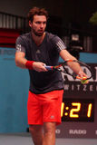 Ernests Gulbis (LAT) Photographie stock libre de droits