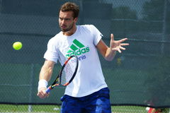 Ernests Gulbis (LAT) Royalty Free Stock Image