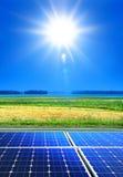 Erneuerbare Energie Stockfotografie