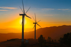 Erneuerbare Energie Lizenzfreie Stockfotografie