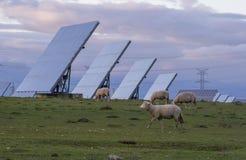 Erneuerbare Energie Stockbilder